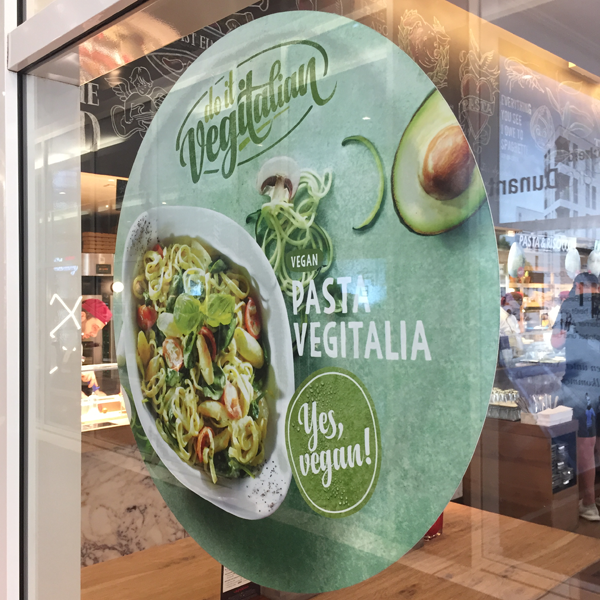 VAPIANO . Restaurant mit veganen Optionen